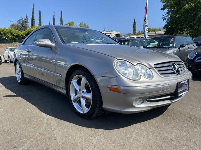 2005 Mercedes-Benz CLK-Class CLK 320 Coupe