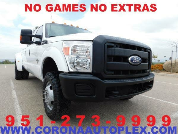 2012 Ford F-350 Super Duty XL Crew Cab LB DRW 4WD