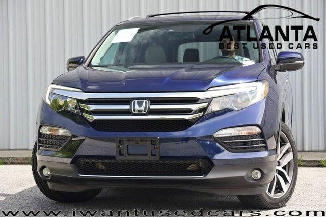 2016 Honda Pilot Elite AWD
