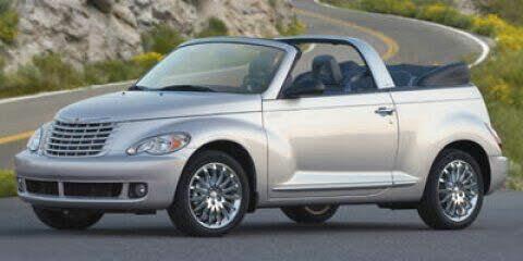 2006 Chrysler PT Cruiser Touring Convertible FWD