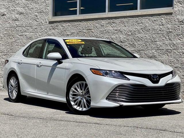 2020 Toyota Camry XLE AWD