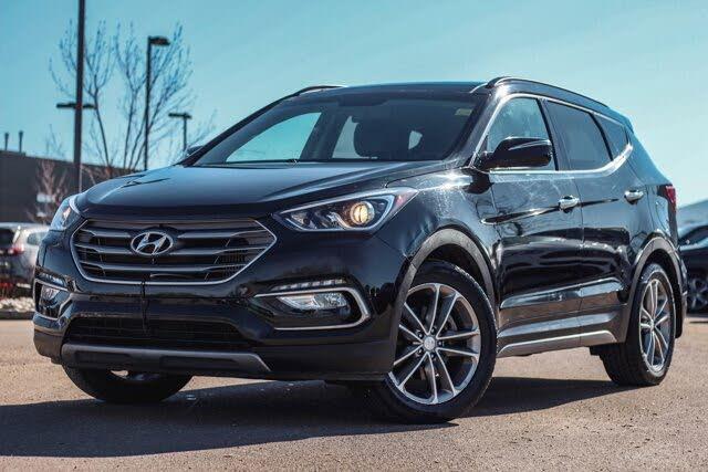 2018 Hyundai Santa Fe Sport 2.0T SE AWD