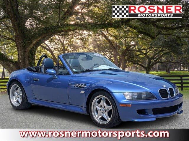 1999 BMW Z3 M Roadster RWD