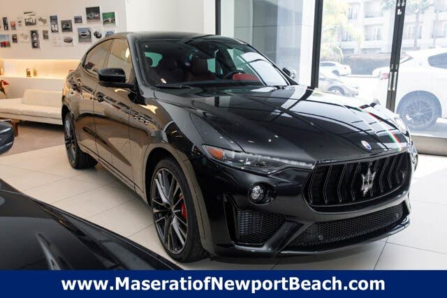 2020 Maserati Levante GTS 3.8L AWD