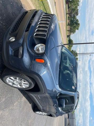 2021 Jeep Renegade Latitude FWD