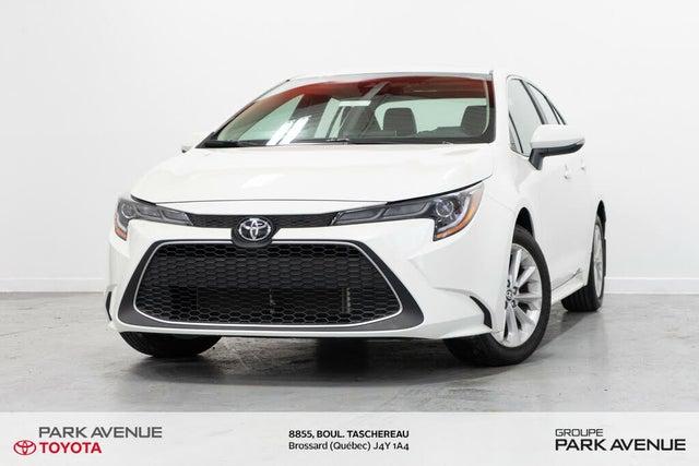 2020 Toyota Corolla XLE FWD