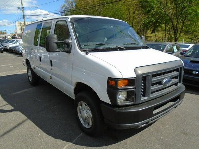 2013 Ford E-Series E-350 Super Duty Cargo Van