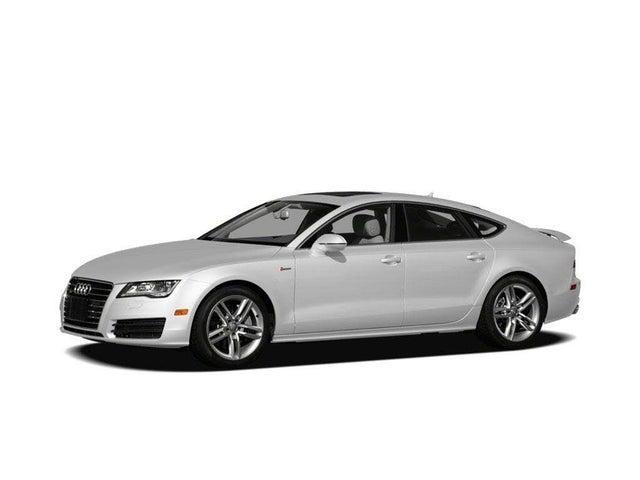 2012 Audi A7 3.0T quattro Premium Plus AWD