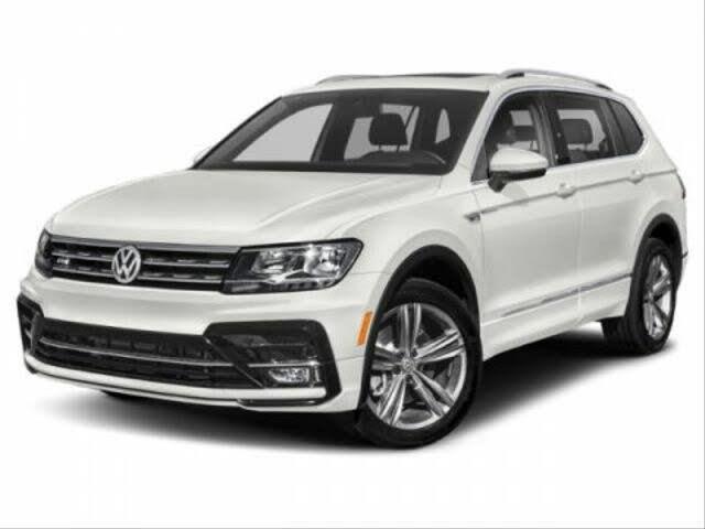 2019 Volkswagen Tiguan SEL FWD
