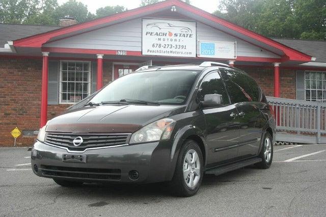 2007 Nissan Quest S