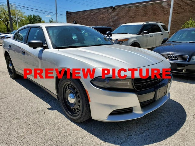2015 Dodge Charger Police AWD