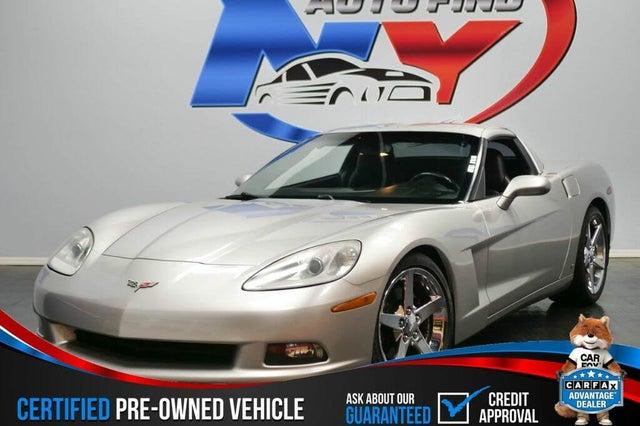 2006 Chevrolet Corvette Coupe RWD
