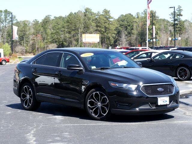 2016 Ford Taurus SHO AWD