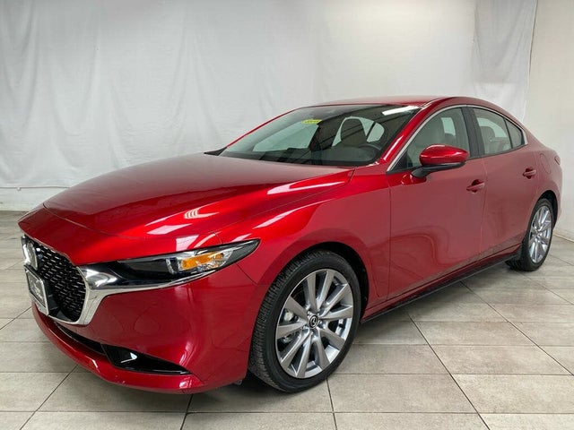 2020 Mazda MAZDA3 Preferred Sedan FWD