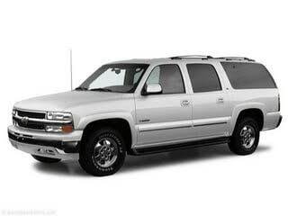 2001 Chevrolet Suburban 1500 LS 4WD