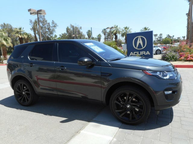 2019 Land Rover Discovery Sport HSE Luxury AWD