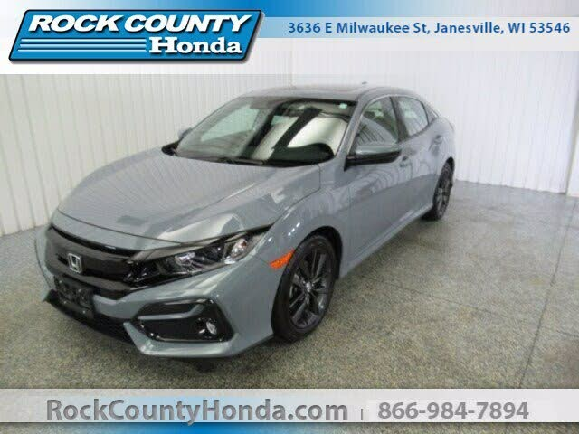2021 Honda Civic Hatchback EX FWD