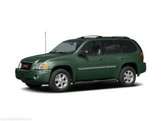 2004 GMC Envoy 4 Dr SLT 4WD SUV