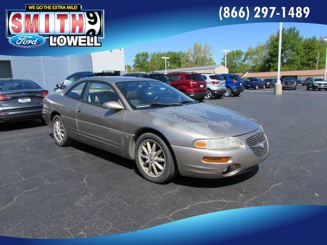 1999 Chrysler Sebring LXi Coupe FWD
