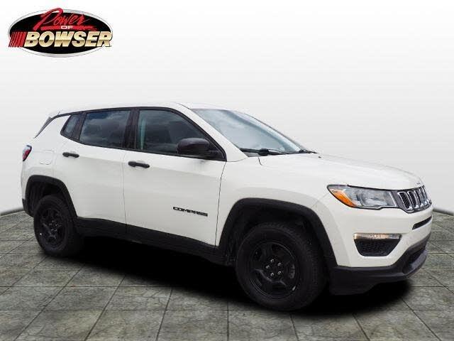 2018 Jeep Compass Sport 4WD