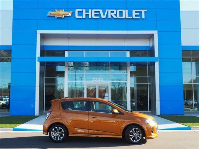 2019 Chevrolet Sonic LT Hatchback FWD