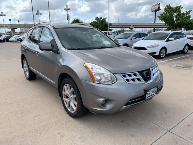2012 Nissan Rogue SV with SL
