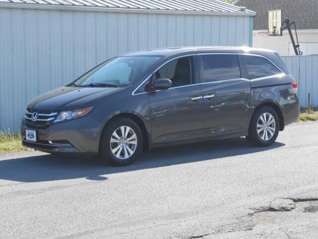 2016 Honda Odyssey EX-L FWD
