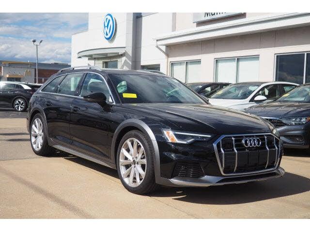 2021 Audi A6 Allroad 3.0T quattro Premium Plus AWD for ...