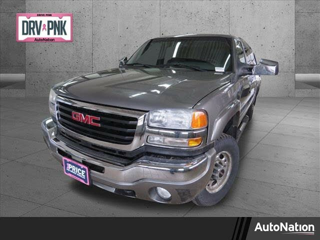 2007 GMC Sierra 2500HD Classic 2 Dr SLE1 Extended Cab 4WD
