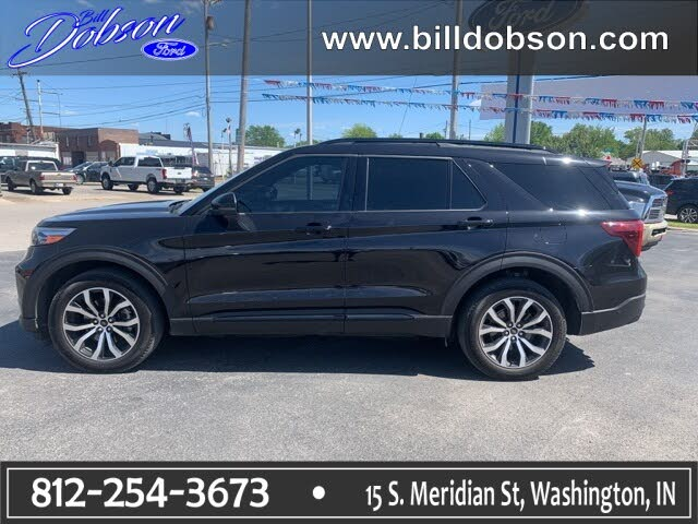 2020 Ford Explorer ST AWD