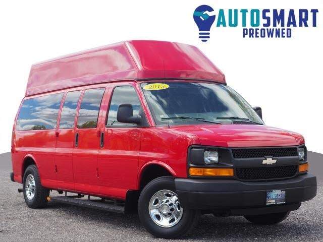2010 Chevrolet Express 3500 LS Extended RWD