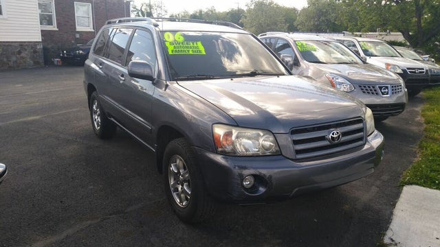 2006 Toyota Highlander Limited AWD