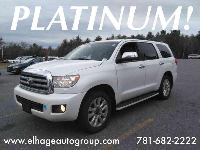 2010 Toyota Sequoia Platinum 4WD
