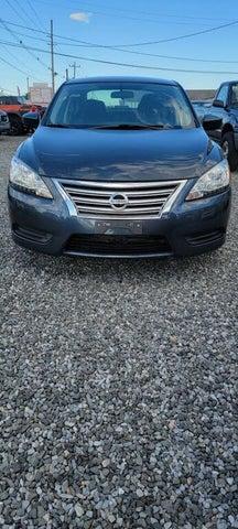 2013 Nissan Sentra FE+ SV