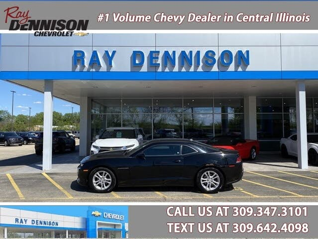 2014 Chevrolet Camaro 2LS Coupe RWD