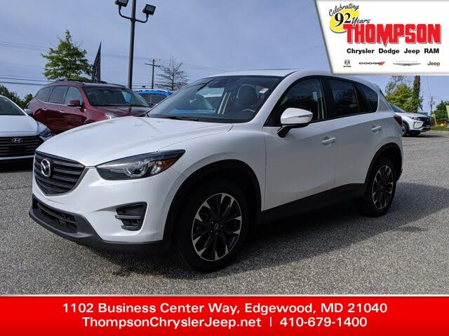 2016 Mazda CX-5 Grand Touring AWD