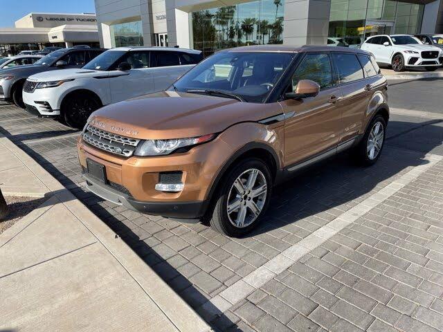 2014 Land Rover Range Rover Evoque Pure Premium Hatchback