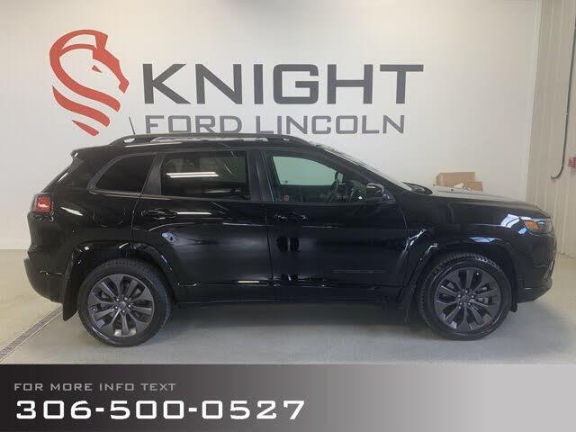 2020 Jeep Cherokee High Altitude 4WD