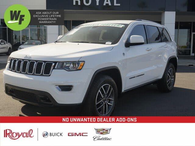 2020 Jeep Grand Cherokee North 4WD