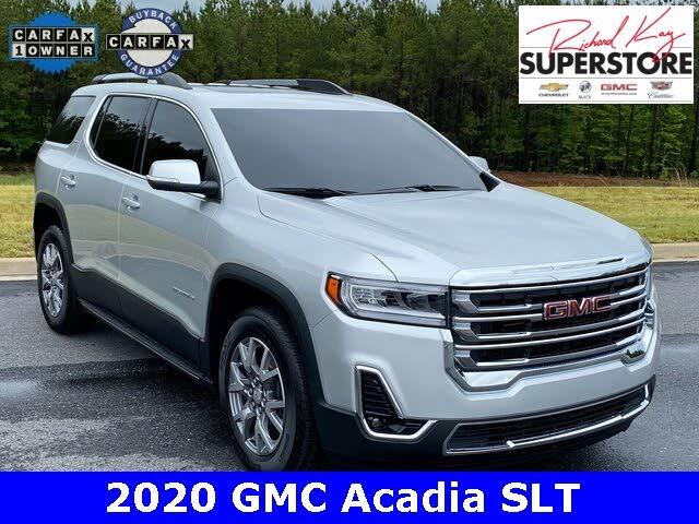 2020 GMC Acadia SLT FWD