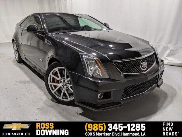 2015 Cadillac CTS-V Coupe RWD