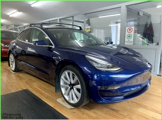 2018 Tesla Model 3 Performance AWD