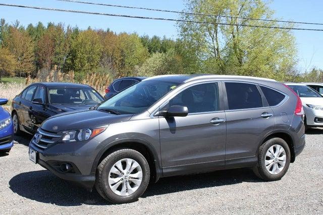 2013 Honda CR-V Touring AWD