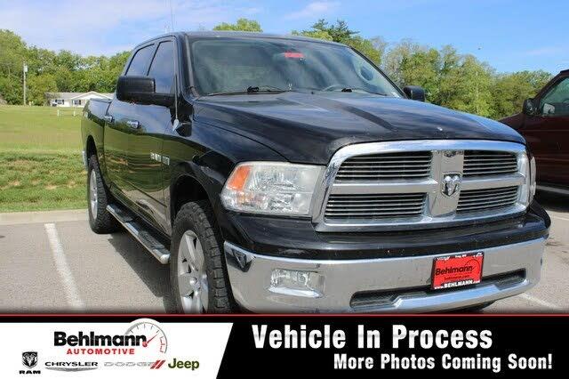 2009 Dodge RAM 1500 SLT Crew Cab 4WD