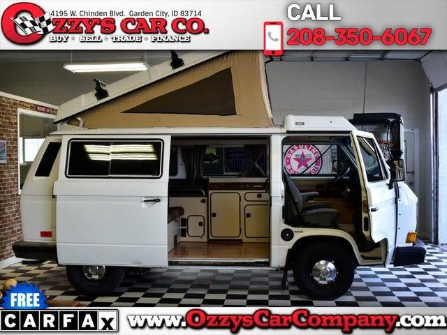 1986 Volkswagen Vanagon GL Passenger Van