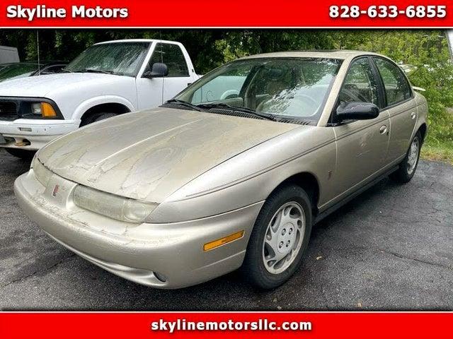 1996 Saturn S-Series 4 Dr SL2 Sedan