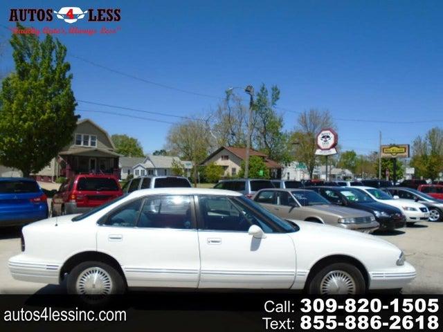 1997 Oldsmobile Regency 4 Dr STD Sedan