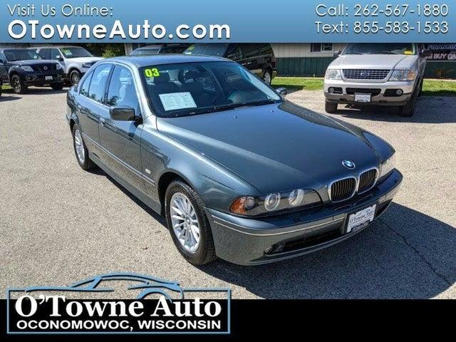 2003 BMW 5 Series 540i Sedan RWD