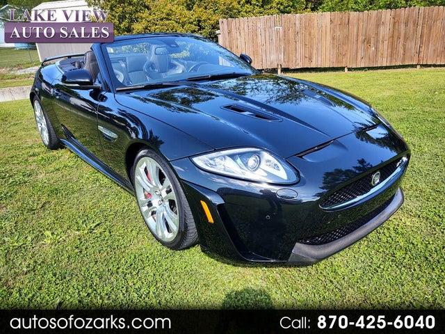 2013 Jaguar XK-Series XKR-S Convertible RWD