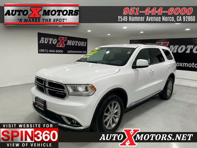 2017 Dodge Durango SXT RWD